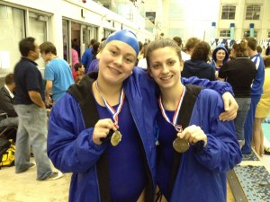 NewsBrief- Swim team competes at regionals