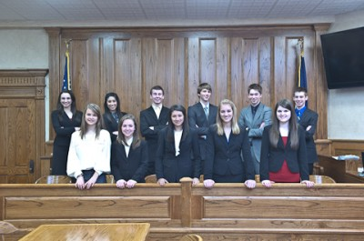 Mock trial advances to state