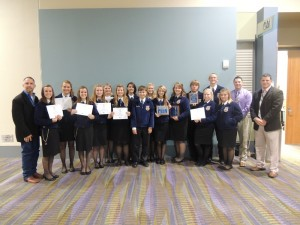 News Brief- FFA ranked fifth in state