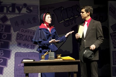 News Brief- 'Guys and Dolls' to show this weekend