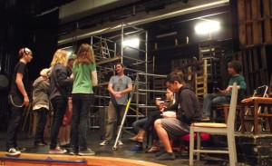 The final act: Theatre performs final production under Morse's direction
