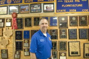Allsup named Teacher of the Year