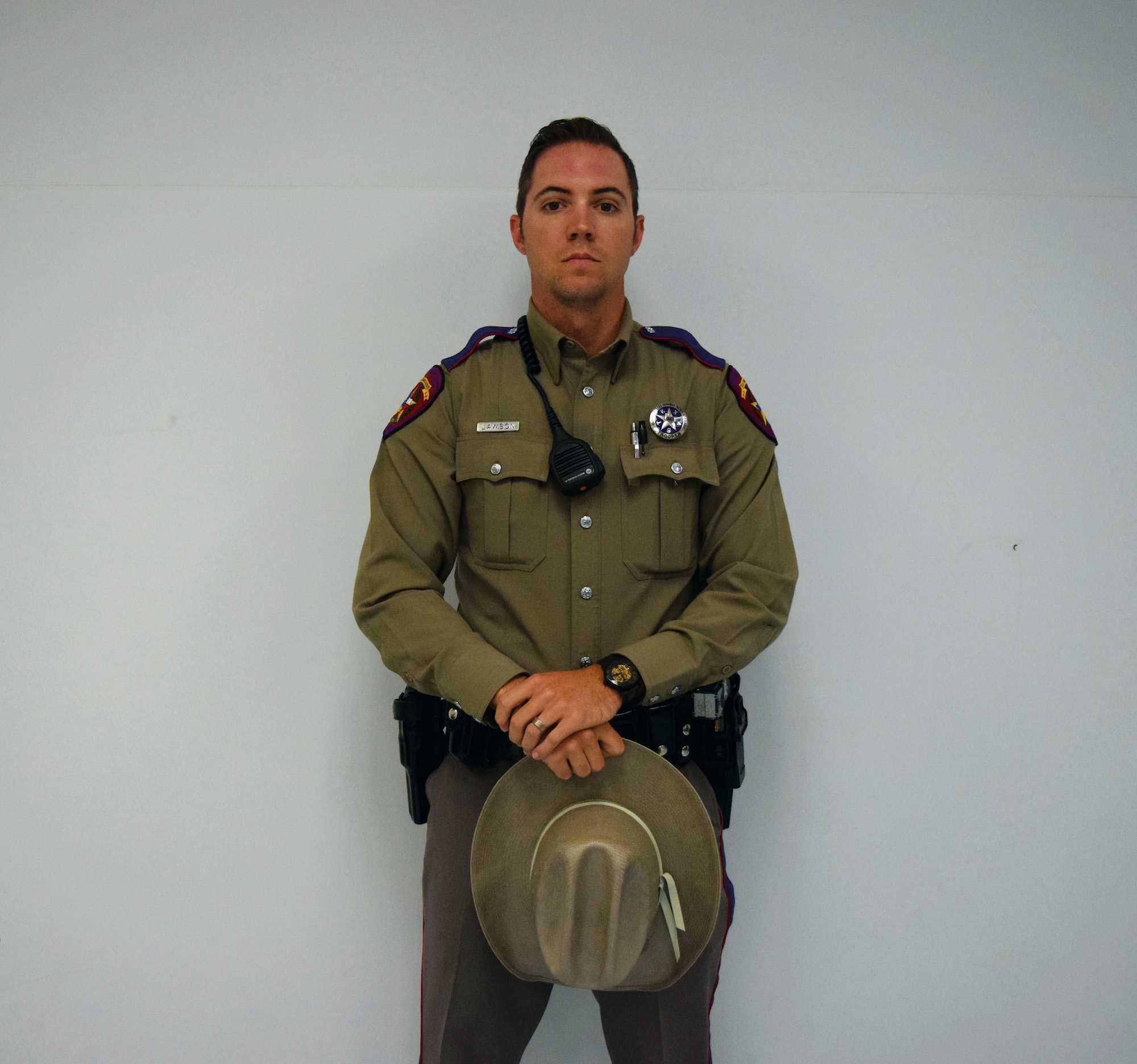 Pictured- State Trooper, Adam Lawson