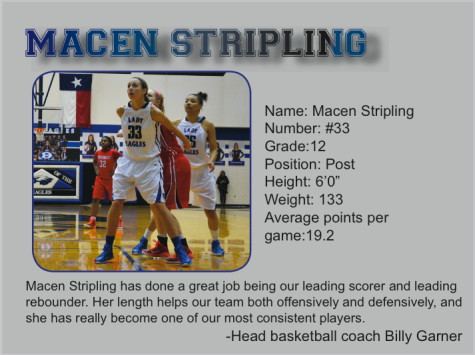 All-Star Athletes -Macen Stripling