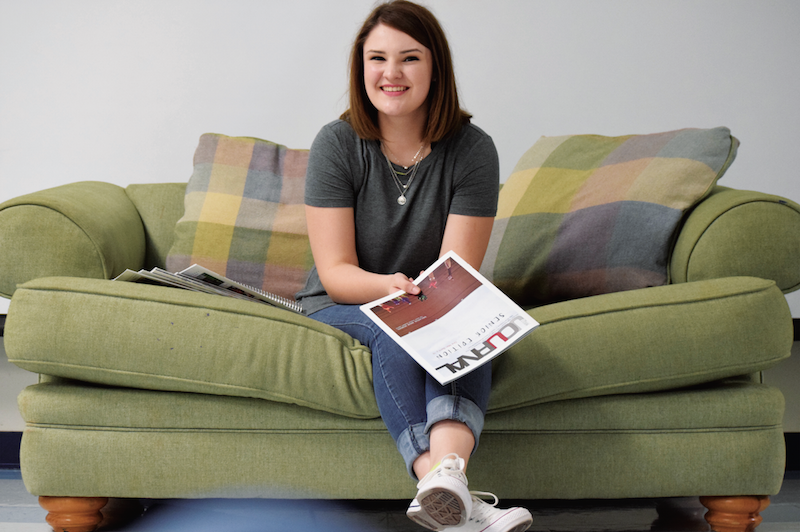 Taylor Durham –  Co Editor-in-Chief