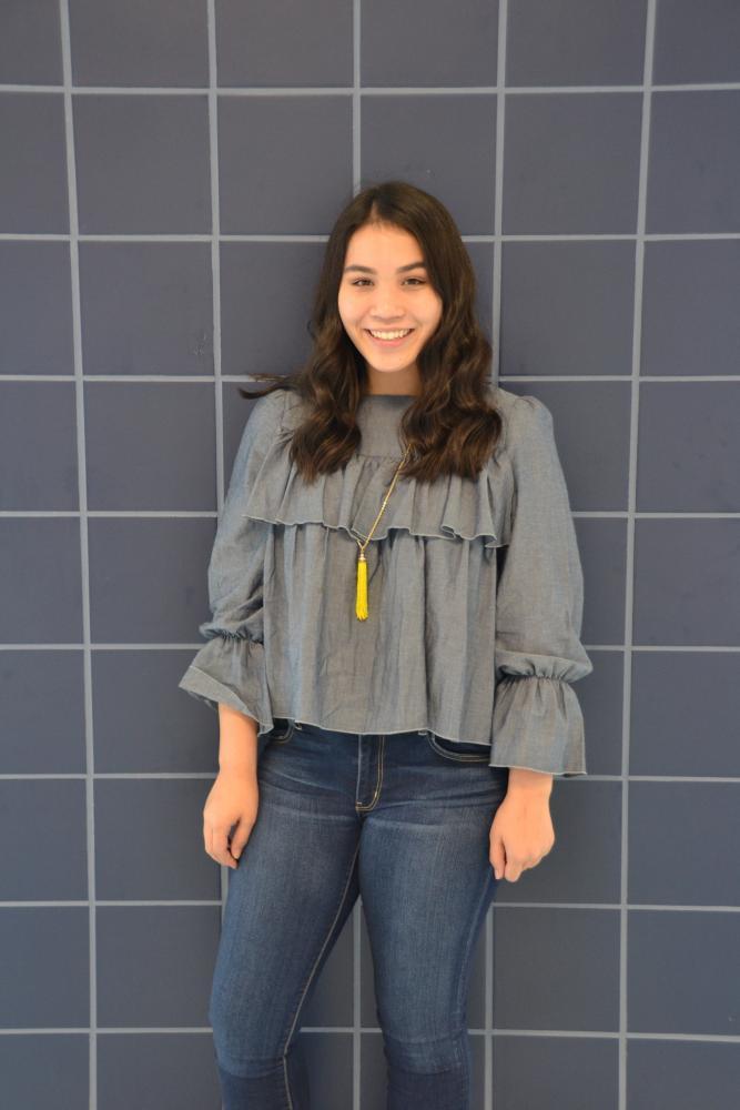 Lauren Dusek – Staff Writer