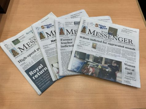 Issues of Wise County Messenger