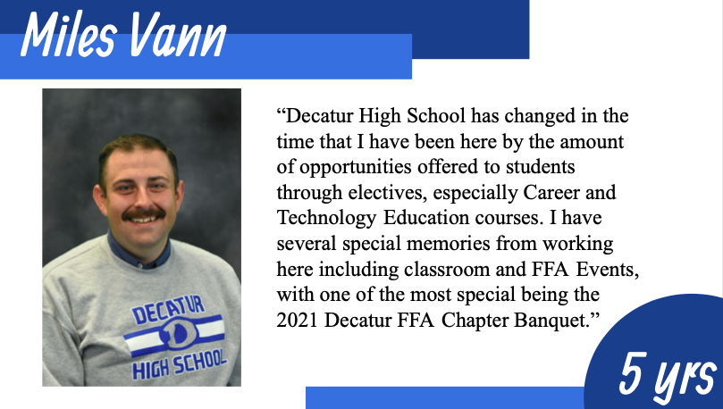 Vann Says Goodbye to DHS